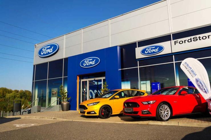 净利润下跌、高层变动,福特自动驾驶如何继续实现野望?