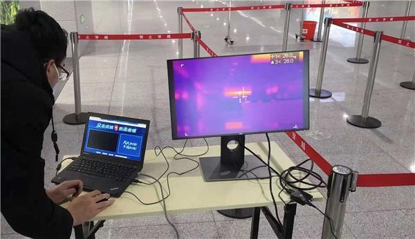 百度 AI 体温检测技能落地北京,测温精度差错仅为 0.05 摄氏度