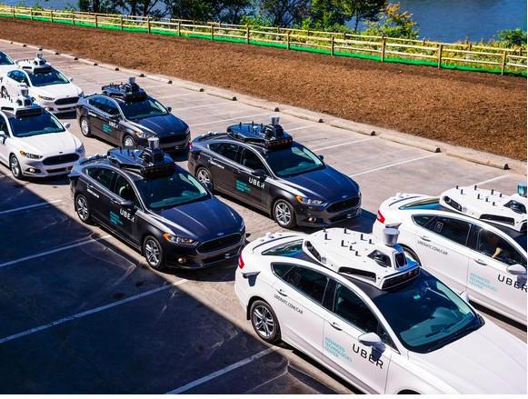Uber重获加州无人车测试批准,但具体启动时间还没确定