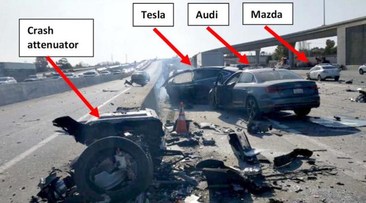 又一特斯拉致命事故调查报告出炉,看完还敢相信 Autopilot 吗?