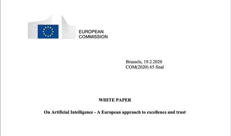 为对抗美、亚洲等科技巨头,欧盟公布全新数字战略