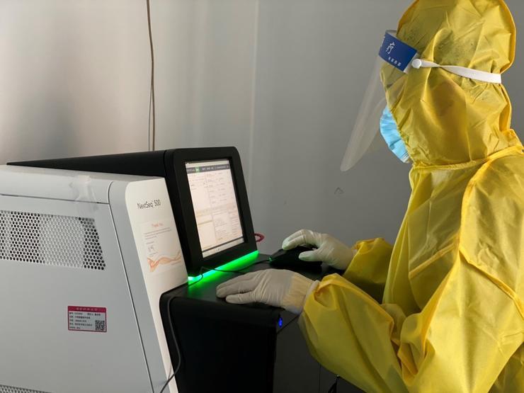 达摩院AI在武汉金银潭医院上线,可识别16800种病原微生物