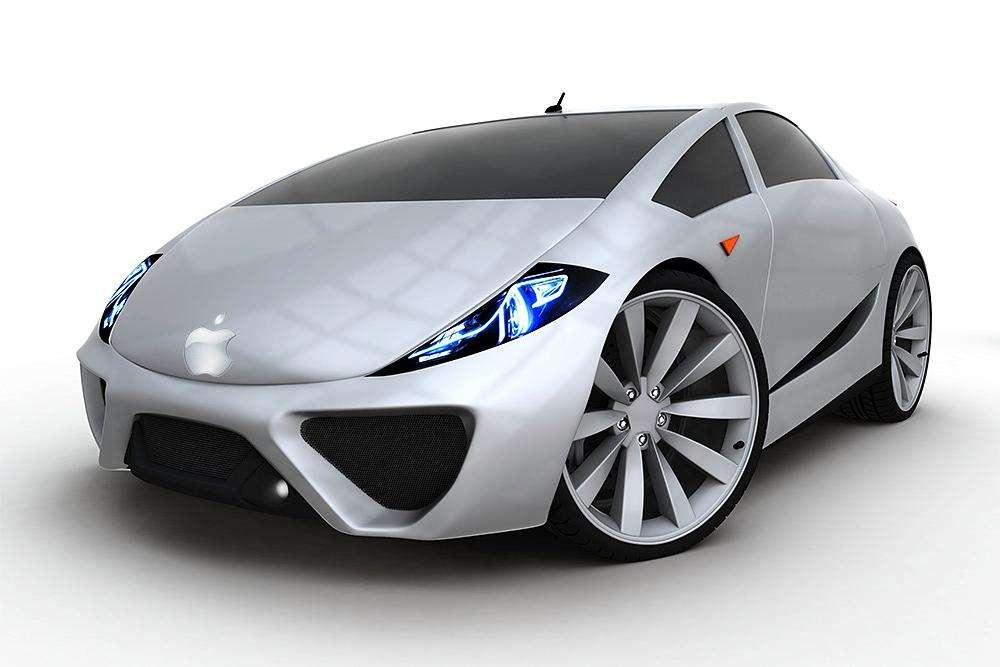 苹果将投资1300亿进军汽车制造行业!
