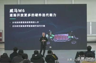 无人驾驶进入量产时代,威马全新智能无人驾驶车型正式下线