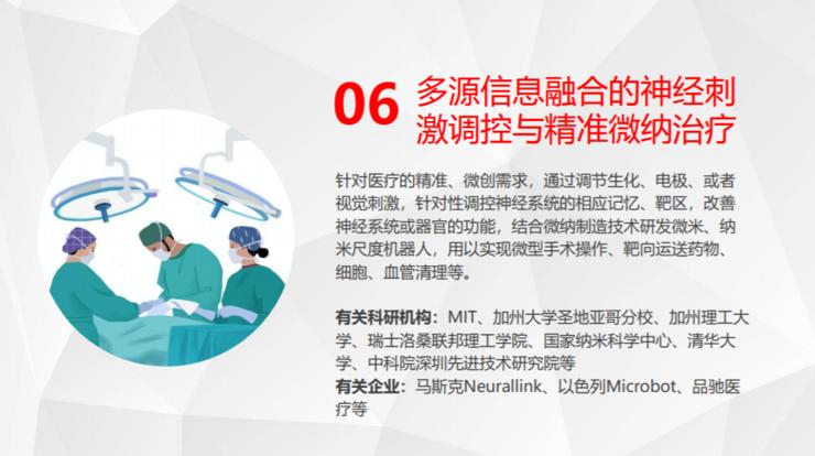 北航机器人所名誉所长王田苗:2021年,医工交叉应该关注的十大前沿技术趋势