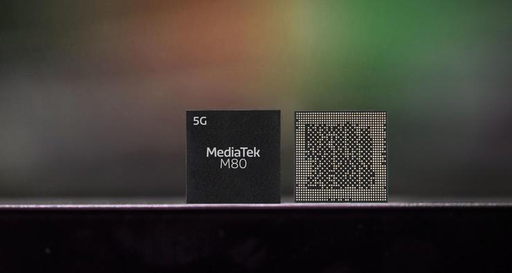 MediaTek推首款毫米波5G调制解调器M80,峰值下载速率超骁龙X60