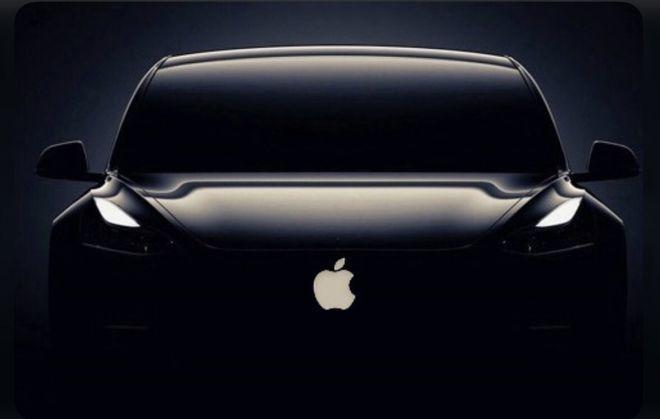 苹果造车进行时:2021上半年或将官宣造车合作伙伴