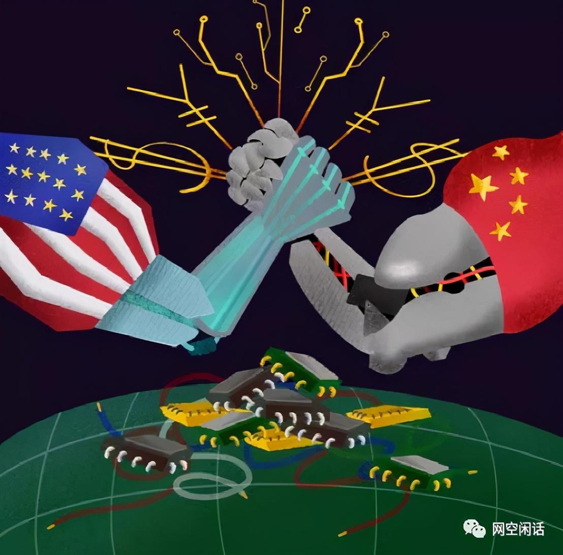 网空闲话:中美AI竞赛,中国在人工智能领域打败美国了吗?