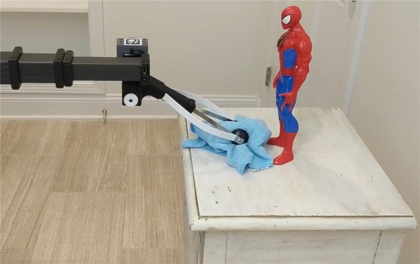 现在机器人这么智能?外国人发明家务机器人,你会的家务活它都会