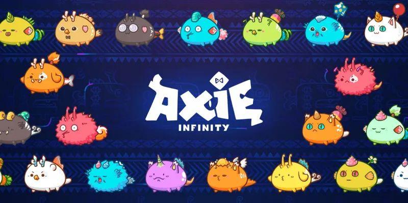 2021年区块链游戏公司Top5,Axie Infinity仅排第二